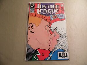 Justice League America #45 (DC 1990) Free Domestic Shipping