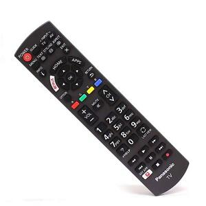 Genuine Panasonic Universal Remote Control For 2017 - 2018 Smart Netflix LED TVs