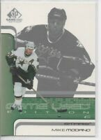2001-02 SP GAME USED MIKE MODANO
