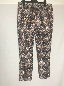 Topshop Moroccan Design Trousers Size 10 Festival Summer