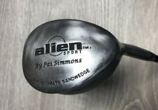 Alien Sport The Ultimate Sand Wedge by Pat Simmons / Graphite Shaft Lamkin Grip