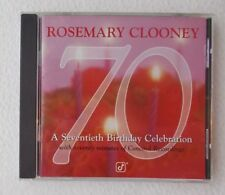 Rosemary Clooney 70 : Seventieth Birthday ~ CD Album ~ Brand New & Sealed