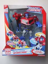 TransFormers Animated Autobot RollOut Command OPTIMUS PRIME big 11''/27cm figure
