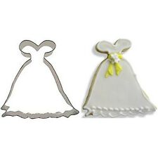 Gown Princess Dress Cookie Cutter