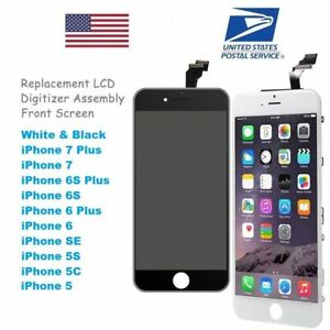 For iPhone 7 7 Plus 8 XR 11 LCD Touch Screen Digitizer Display Replacement Lot