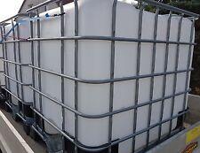 IBC-Container 1000l-Behälter Regenfass Regentonne Wassertank