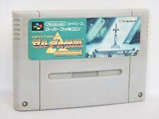 THE LEGEND OF ZELDA Triforce Ver 1.1 Super Famicom Cartridge Only sfc