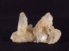 Orange River Quartz Cluster Natural Specimen - 50mm, 25g