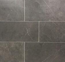 Pietra Grey Marble Matte Porcelain Tiles 600x300mm Premium Quality Tiles