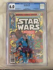 Star Wars #16 CGC 6.0 1st bounty hunter Beilert Valance...Predates BobaFett 1978