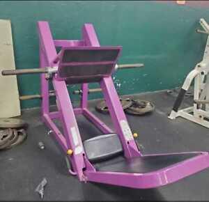 CYBEX 45 DEGREE PLATE LOADED LEG PRESS - COMMERCIAL GRADE