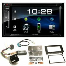 KENWOOD ddx-318bt Bluetooth Autoradio USB KIT INSTALLAZIONE PER MERCEDES CLK w209 faceli