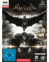 Batman Arkham Knight Steam Download Key Digital Code [DE] [EU] PC