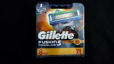 Gillette Fusion 5 Proglide Blades 8 XL Power