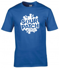 Sour Patch Kids Inspired Children T-Shirt Girls Boys Funny Tee Top