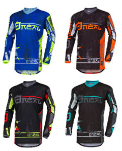 ONeal Element ZEN 2019 Jersey Trikot  Shirt  oneal mx Long Sleeve Enduro