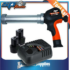 SP Tools 14v 400ml Caulking Gun + 2x 1.5Ah Batteries + Charger SP81362