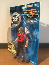 MOC WWF WWE Rulers Of The Ring Series 4 Christian Jakks Pacific 2001