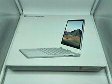 "New listing Microsoft Surface Book Laptop 3 13.5"" 16Gb 256Gb Ssd Intel i7 Gtx 1650 - Platnum"