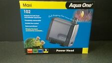 AQUA ONE MAXI 102 500 L/HR WATER PUMP HYDROPONIC