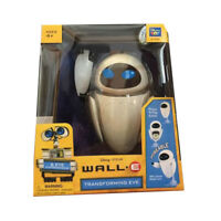 Disney Transforming Wall E Eee-Vah Eve Action Figures Doll Kids Playset Toy Gift