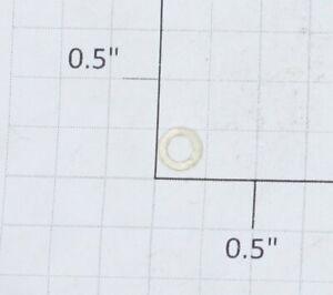 Lionel 600-129 Thrust Washer Nylon Plastic (4)