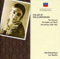 Slobodskaya;Newton;London Symphony Orchestra - The Art of Oda Slobodskaya [CD]