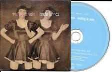 CD CARTONNE CARDSLEEVE ANNIE LENNOX 2T WAINTING IN VAIN + NO MORE I LOVE YOU