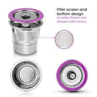 Reusable Coffee Capsule Cup Stainless Steel Coffee Filter For Keurig 1.0 & 2.0