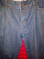 Buffalo Bitton Jazz Low Stretch Skinny Sz 32 Womens Jeans