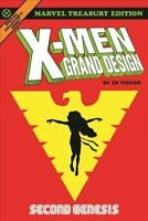 X-Men Grand Design 2 : Second Genesis, Paperback by Piskor, Ed, Brand New, Fr...