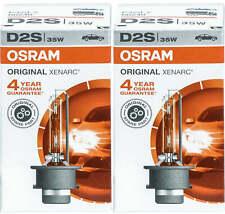 2x d2s OSRAM xenón Xenarc faros lámpara peras 66240 lámparas 35w set