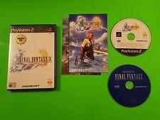 Final Fantasy X INCL BONUS DVD - Playstation 2 PS2
