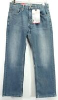 New Signature Levi Strauss Mens S61 Modern Relaxed Stretch Denim Jeans 29 x 30