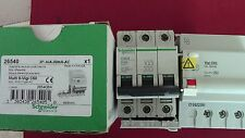 Disjoncteur DIFFERENTIEL C60n 3p D32 32a 30ma-ac Schneider