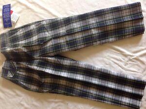 NWT Royal Park School Uniform Style 114 Color 80 Size 6 Reg Pants