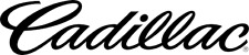 2 CADILLAC ESCALADE WINDSHIELD VINYL DECAL STICKER 47x4