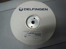 DELFINGEN #2 AWG NU-FLEX HTS 520 C-3 Heat Treated Fiberglass Sleeving 500' spool