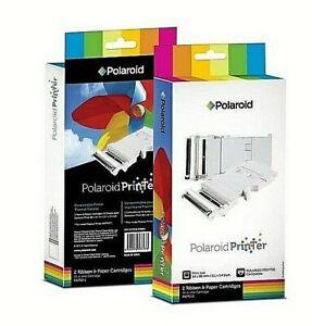 Papier photo pour Imprimante Polaroid printer - 60 PHOTOS (3 x 20 Photos)