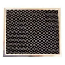 "GE WB02X9760 FITS MICROWAVE CHARCOAL CARBON FILTER REPLACEMENT 10-3/8"" x 11-3/8"""