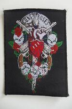 Guns n Roses skeletons Vintage Sew On patch music logo band group