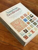 Book of Patterns and Instructions for AMERICAN NEEDLEWORK by the Editor's of