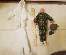 Vintage 1992 GI JOE Hall of Fame Action Figure Lot-12 inch dolls clothes US Army