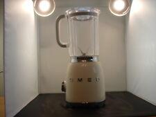Smeg BLF01CRUK- Blender-Cream-Customer Return-60 day Warranty-Used