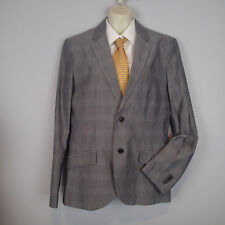 armani exchange SUIT JACKET BLAZER,40 R,cotton grey  z9