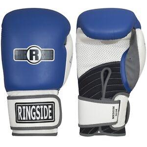 New Ringside Boxing MMA Kickboxing IMF TECH IMF BG Training Bag Gloves