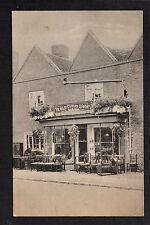 Solihull - Ye Old Curio Shop - printed postcard