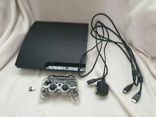 Ps3 160gb Slim Console With 10 Games
