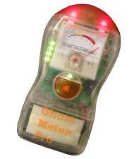 Ghost Meter Pro EMF Sensor Paranormal Investigator Hunting Detector 4 modes