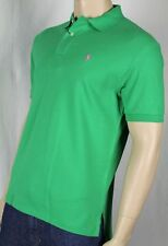 POLO Ralph Lauren Green Mesh Shirt Pink Pony NWT